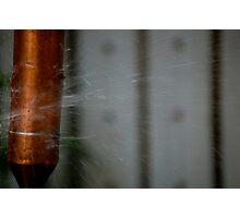 Sprayed Copper Photographic Print