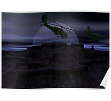 Point Viper Night Flight Poster