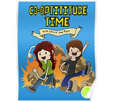 Co-Optitude Time  Poster