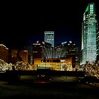 Downtown Omaha by Annie Muell