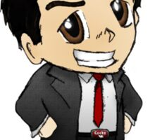 Seeley Booth: The Fed Sticker