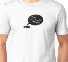 Love Can't Buy You Money Unisex T-Shirt