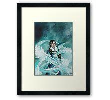 Avatar: The Last Airbender Katara Painting Framed Print