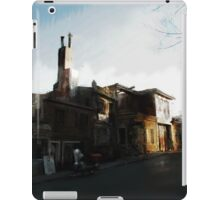 afternoon sky. istanbul iPad Case/Skin