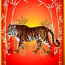 YEAR OF THE TIGER-simple by Lotacats
