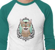 Fierce Crest Men's Baseball ¾ T-Shirt
