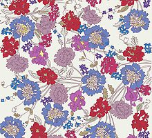 Floral Pattern by franklyroo