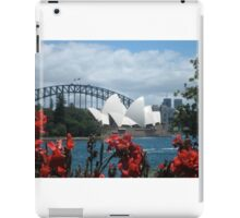 Sydney Icons iPad Case/Skin