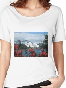Sydney Icons Women's Relaxed Fit T-Shirt