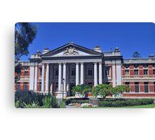 Western Australia Supreme Court  Canvas Print