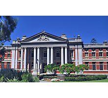 Western Australia Supreme Court  Photographic Print