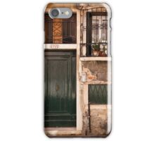 Una casa veneziana iPhone Case/Skin