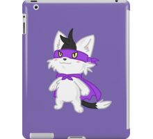 Super Cat iPad Case/Skin