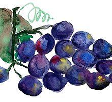 Grapes by OlgaBerlet
