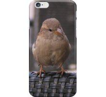 House Sparrow  iPhone Case/Skin