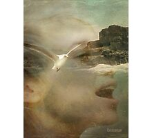 The sea spirit Photographic Print