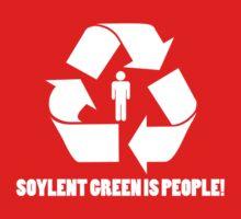 Soylent Green Is People! Kids Tee