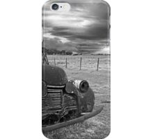 Infrared Chevy iPhone Case/Skin