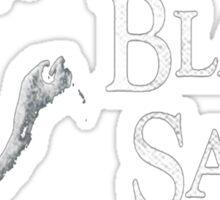 New Black Sail Sticker