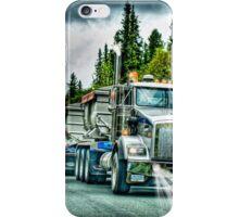 Gravel Truck iPhone Case/Skin