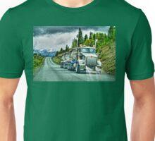 Gravel Truck Unisex T-Shirt