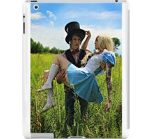 The Mad Hatter's Fantasy  iPad Case/Skin