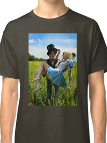 The Mad Hatter's Fantasy  Classic T-Shirt