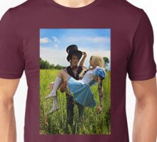 The Mad Hatter's Fantasy  Unisex T-Shirt