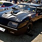 Mad Max's Special Pursuit Interceptor (replica) by Ferenghi