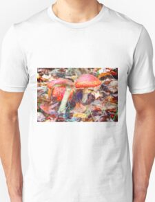 Magic Mushrooms Unisex T-Shirt