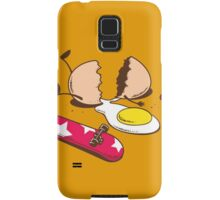 Egg+Skateboard Samsung Galaxy Case/Skin