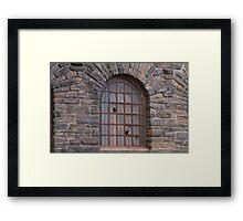 East River, NYC Framed Print