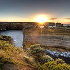 Great Ocean Road • Victoria • Australia by William Bullimore