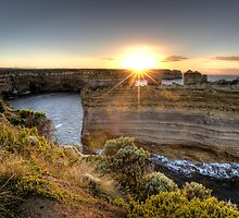 Great Ocean Road • Victoria • Australia by William Bullimore