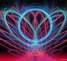 Synchronicity by Sandra Bauser Digital Art