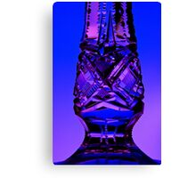 Crystal Vase Canvas Print