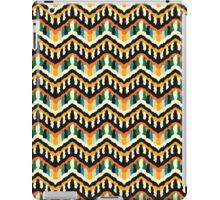 Colorful Zigzag Ethnic Pattern iPad Case/Skin