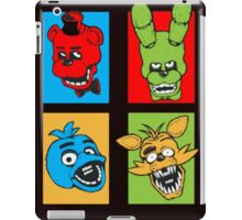 Five Night pop art iPad Case/Skin