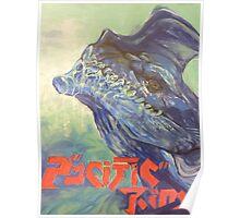 Otachi - Pacific Rim Poster Poster