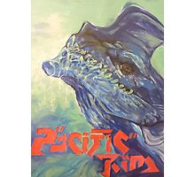 Otachi - Pacific Rim Poster Photographic Print