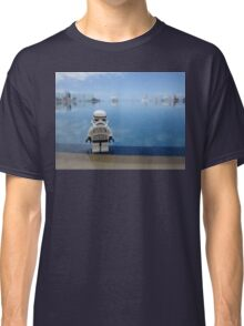 Dave Stormtrooper Tenerife by Pool Classic T-Shirt