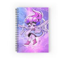 Flailing Princess Spiral Notebook