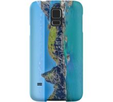 Kynance Cove - The Bishop, Gull Rock and Asparagus Island Samsung Galaxy Case/Skin