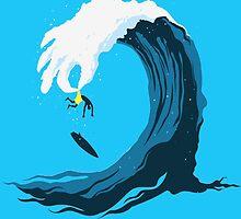 Tsunami by Park Jennifer