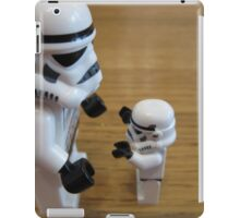 Dave Stormtrooper  Fathers Day Hug iPad Case/Skin