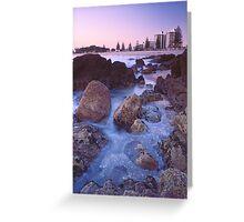 Mount Maunganui 4 Greeting Card