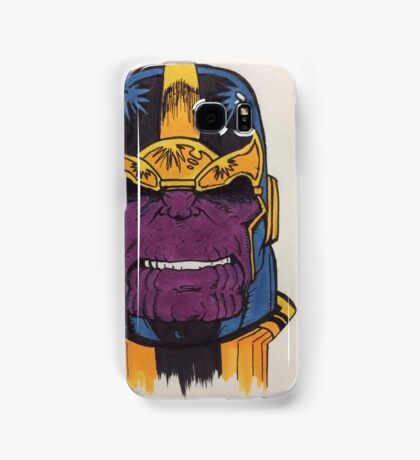 thanos the first Samsung Galaxy Case/Skin