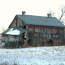 Mail Pouch Barn In Madison Township Ohio by Chad Wilkins