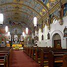 St Mary's Church, Bairnsdale Australia by grannyshot