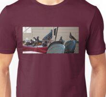 Pigeon Party Unisex T-Shirt